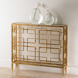 Open Block Console - Gold