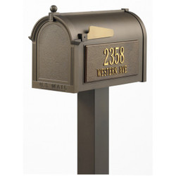 Capital Premium Mailbox Package main image