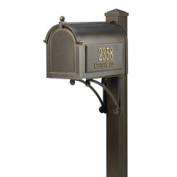 Capital Superior Mailbox Package main image