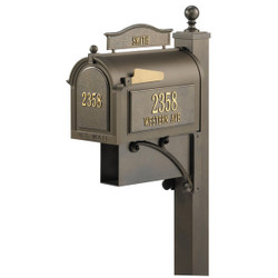 Capital Ultimate Mailbox Package main image