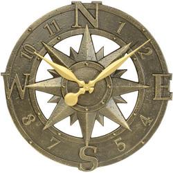 Compass Rose Clock main image