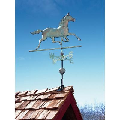 Copper Horse Weathervane image 2