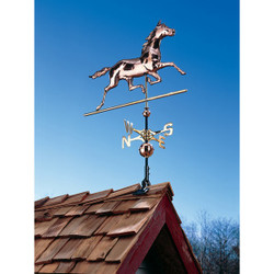 Copper Horse Weathervane main image