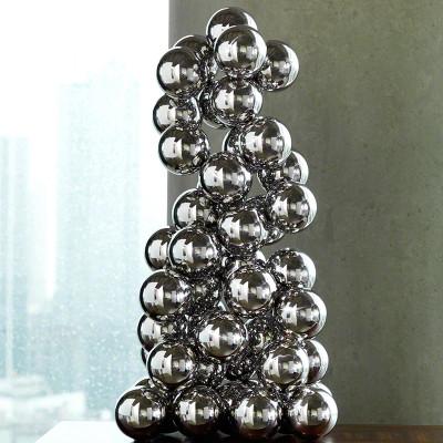 Sphere Sculpture - Nickel