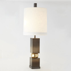 Squeeze Lamp - Brass/Bronze