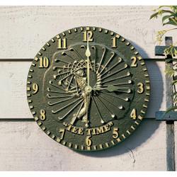 Golfer Clock main image