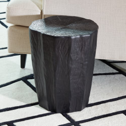 Trunk Stool - Black