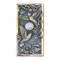 Hummingbird Wide Doorbell main image