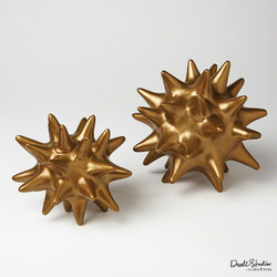 Urchin - Antique Gold - Sm