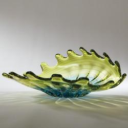 Venus Bowl - Aqua/Lime