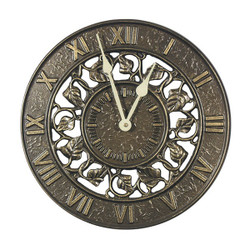 Ivy Silhouette Clock main image