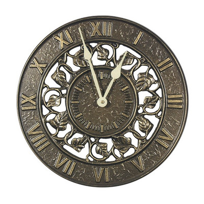 Ivy Silhouette Clock main image