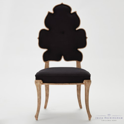 Wiggle Dining Chair - Black