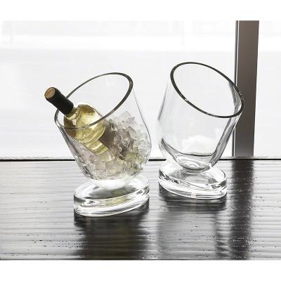Wine Chiller - Slanted Design