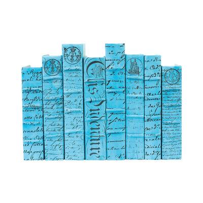 Blue Script Collection