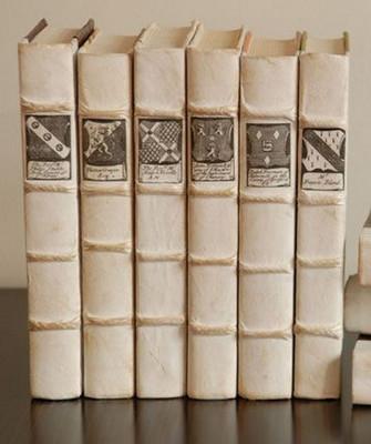Crest White Parchment Collection