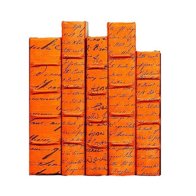 Orange Script Collection