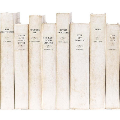Title And Author Parchment Collection