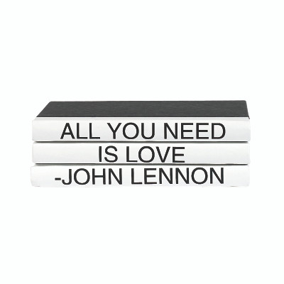 3 Vol Quotes - Lennon
