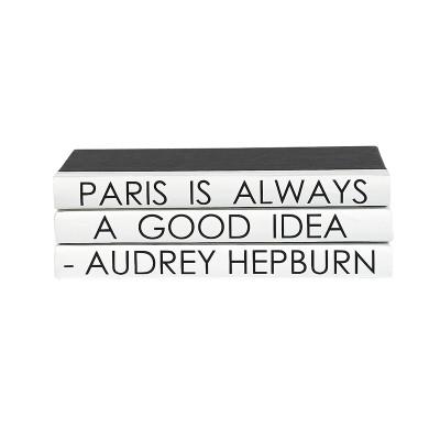 3 Vol Quotes - Paris