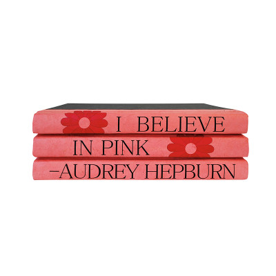 3 Vol Quotes - Pink