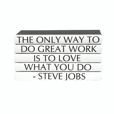 5 Vol Quotes - Jobs