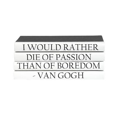 4 Vol Quotes - Vangogh