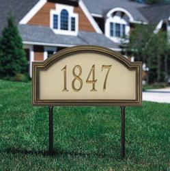 Providence Artisan Stone Standard Plaque main image