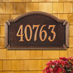 Williamsburg Estate Plaque main image