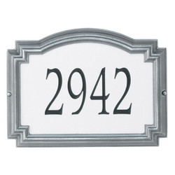 Williamsburg Reflective Standard Plaque main image