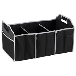 Collapsible Trunk Organizer - Black image 1