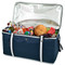 Folding 72 Can Cooler - Navy image 2