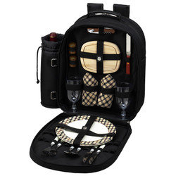 Two Person Picnic Backpack - London image 1
