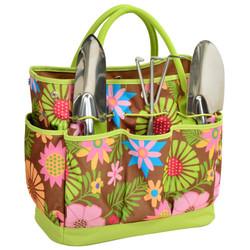 Garden Tote & Tools Set - Floral image 1