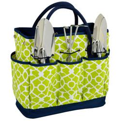 Garden Tote & Tools Set - Trellis Green image 1