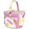 Beach Day Bucket Cooler - White Flip Flop image 1