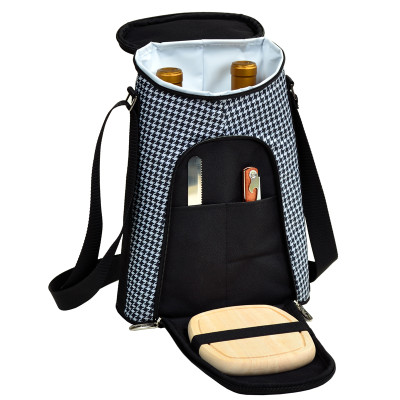Wine & Cheese Cooler - Houndstooth image 1