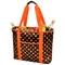 Extra Large Insulated Cooler Tote - Julia Dot image 1