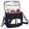 Wine & Cheese Cooler Tote - Navy image 1