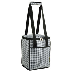 Collapsible Cooler - Houndstooth image 1