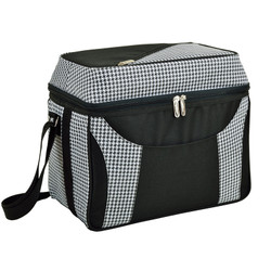 Dome Top Cooler - 36 Cans - Houndstooth image 1