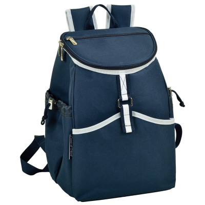 Cooler Backpack - 22 Can Capacity - Navy image 1