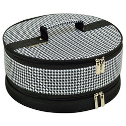 Cake Carrier - Houndstooth image 1