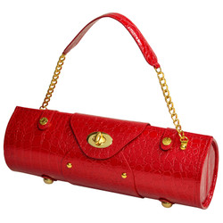 Wine Carrier & Purse - Red image 1