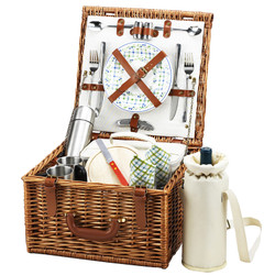 Cheshire Basket for 2 w/coffee service - Gazebo image 1