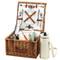 Cheshire Basket for 2 w/coffee service - Gazebo image 1