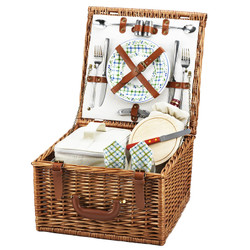Cheshire Picnic Basket for Two - Gazebo image 1