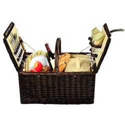 Surrey Picnic Basket for Two - Hamptons image 1