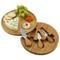 Feta Cheese Board set - Bamboo image 1