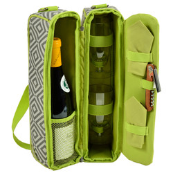 Sunset Wine carrier - Diamond Granite image 1